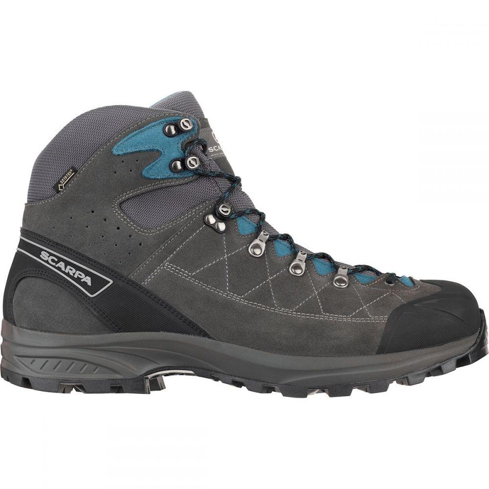 スカルパ メンズ ハイキング・登山 シューズ・靴【Kailash Trek GTX Hiking Boots】Shark Grey/Lake Blue