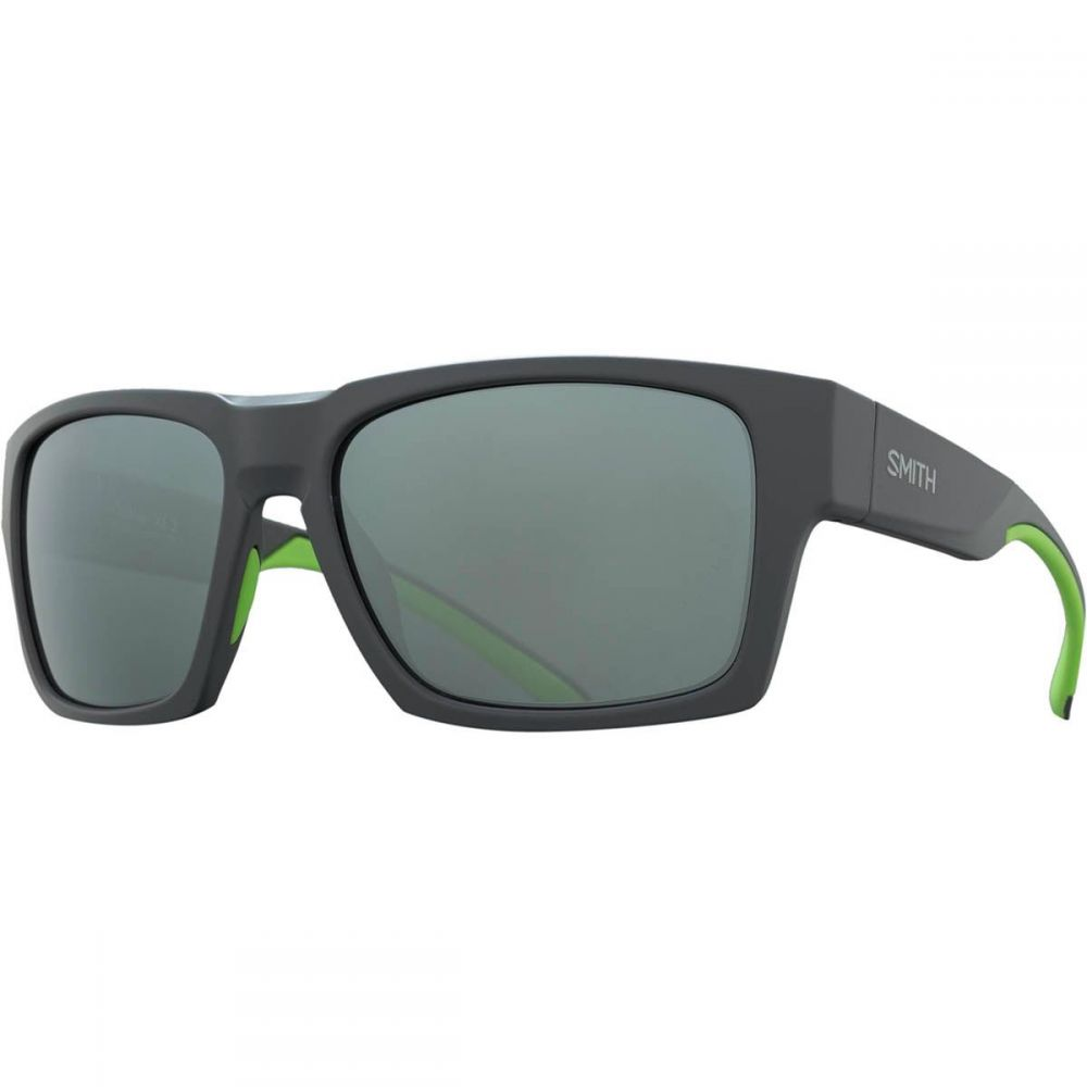 スミス メンズ スポーツサングラス【Outlier 2 XL Chromapop Sunglassess】Matte Cement/Platinum