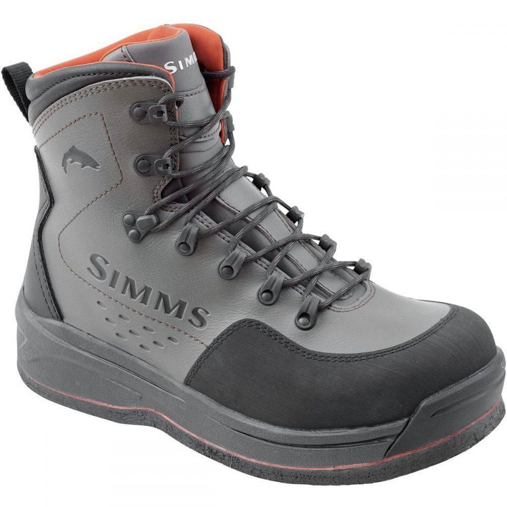シムズ メンズ 釣り・フィッシング シューズ・靴【Freestone Felt Boots】Gunmetal