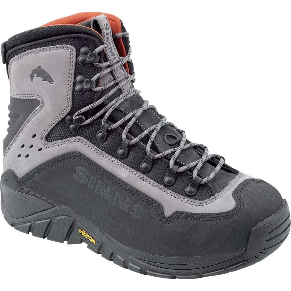 シムズ メンズ 釣り・フィッシング シューズ・靴【G3 Guide Boots】Steel Grey