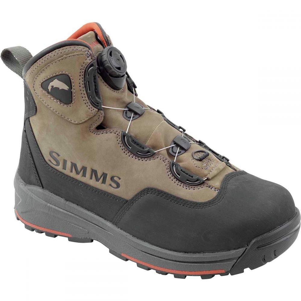 シムズ メンズ 釣り・フィッシング シューズ・靴【Headwaters Boa Boots】Wetstone