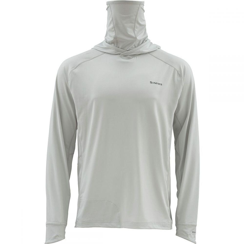 シムズ メンズ 釣り・フィッシング トップス【SolarFlex Armor Shirts】Tundra