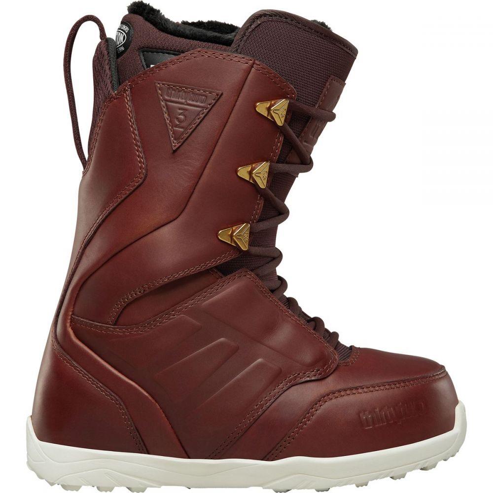 サーティーツー レディース スキー・スノーボード シューズ・靴【Lashed Premium Snowboard Boot】Brown