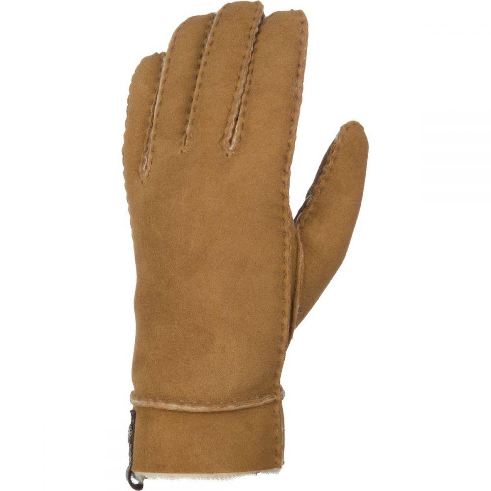 アグ レディース 手袋・グローブ【Sheepskin Tenney Glove】Chestnut