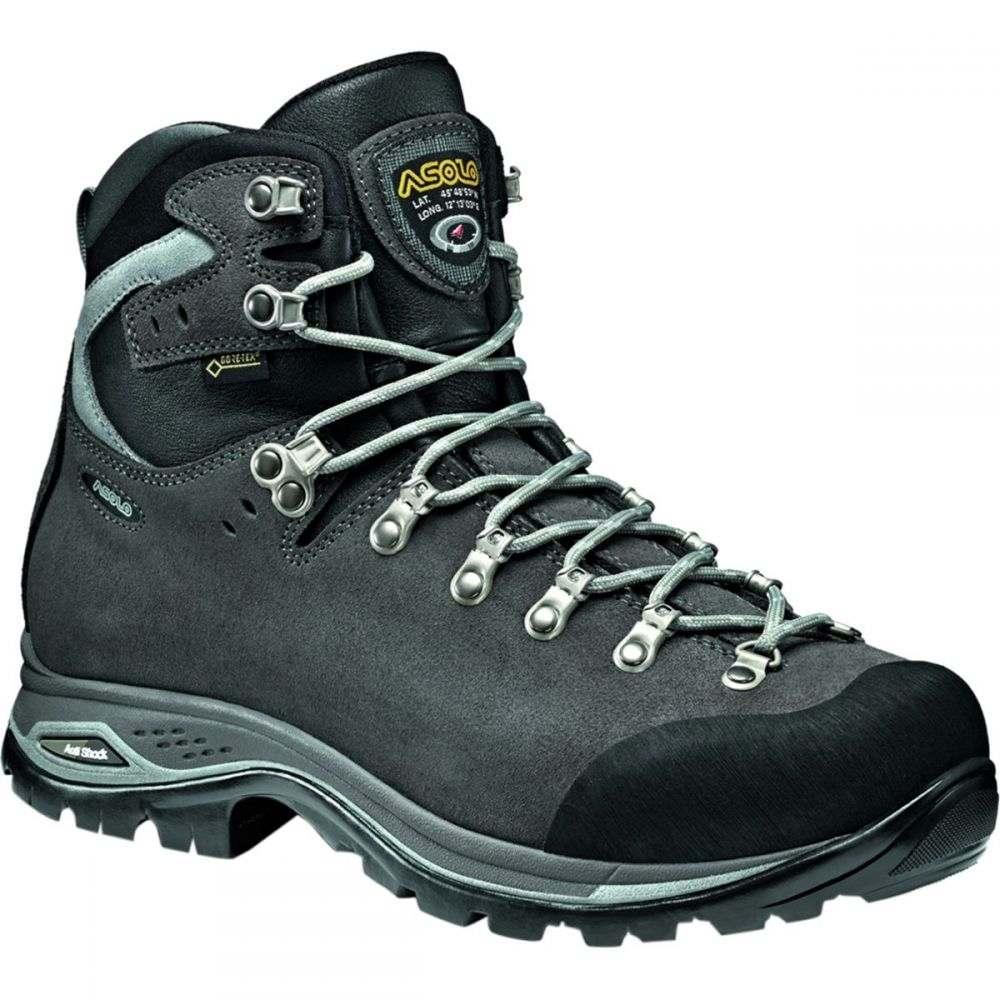 超人気高品質 アゾロ メンズ ハイキング・登山 シューズ・靴【Greenwood GV Boots GV メンズ アゾロ】Graphite, 洗える布団専門店 ウインドバード:8406a48e --- canoncity.azurewebsites.net