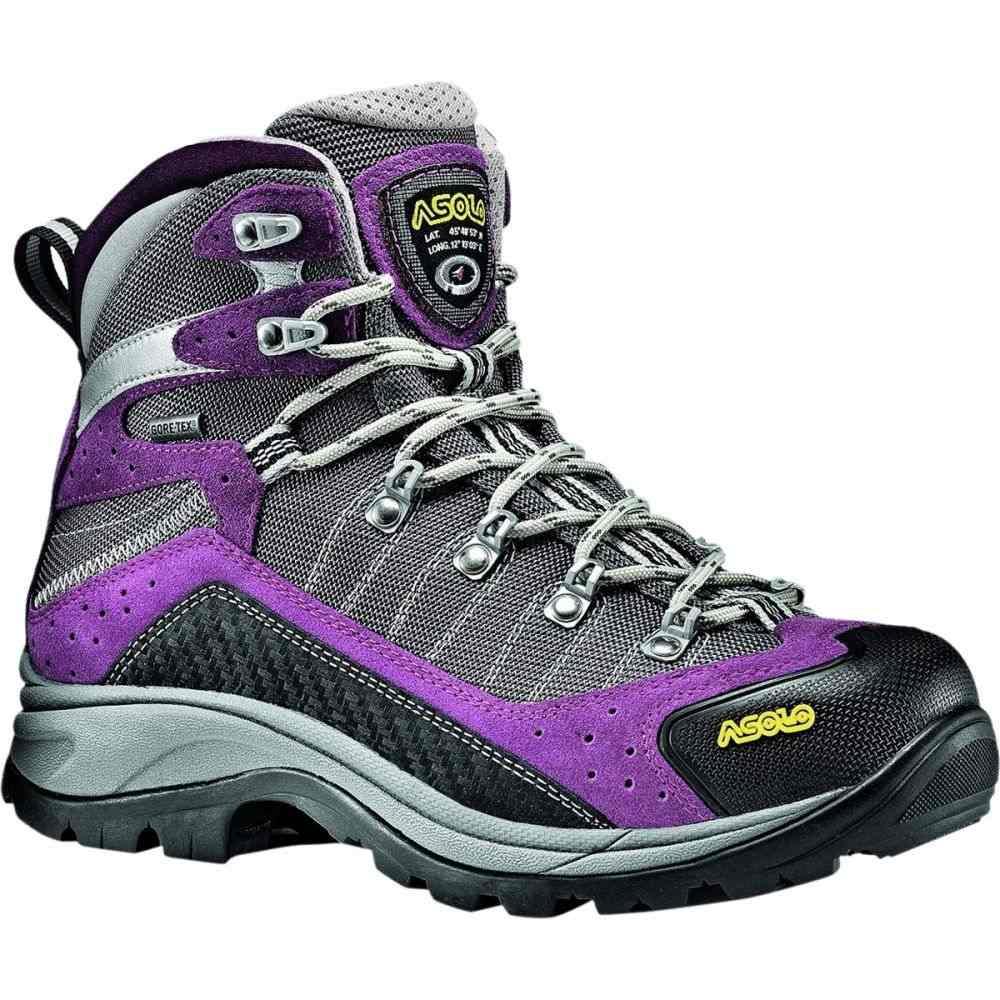 アゾロ レディース ハイキング・登山 シューズ・靴【Drifter GV Evo Boot】Grapeade/Stone