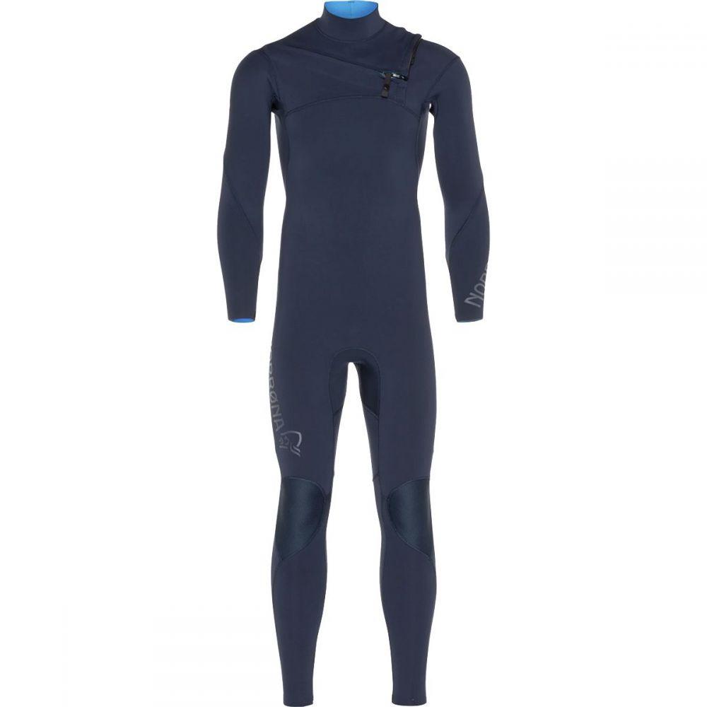 ノローナ メンズ 水着・ビーチウェア ウェットスーツ【Unstad 4/3 Wetsuits】Indigo Night