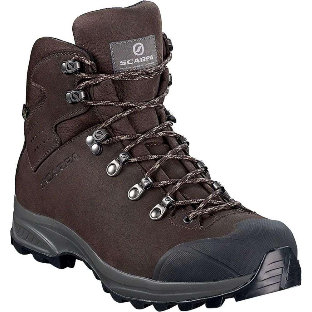 スカルパ メンズ ハイキング・登山 シューズ・靴【Kailash Plus GTX Backpacking Boots】Dark Coffee