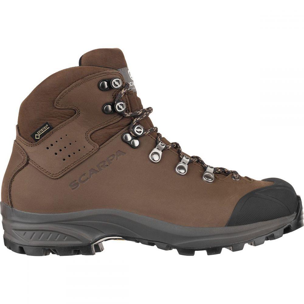 スカルパ レディース ハイキング・登山 シューズ・靴【Kailash Plus GTX Backpacking Boot】Dark Brown