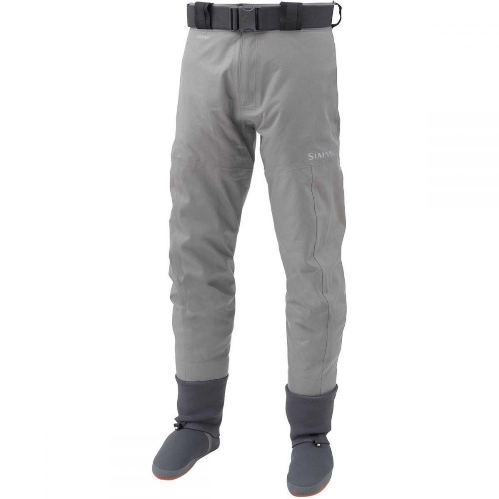 シムズ メンズ 釣り・フィッシング ボトムス・パンツ【G3 Guide Pants】Steel