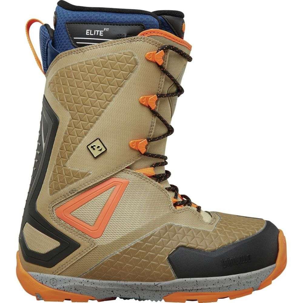 サーティーツー メンズ スキー・スノーボード シューズ・靴【TM - Three Lace Snowboard Boots】Khaki