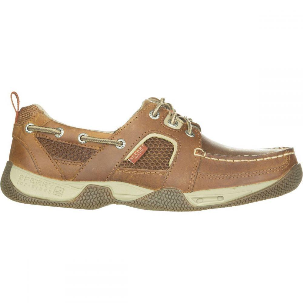 スペリー メンズ シューズ・靴 ウォーターシューズ【Sea Kite Sport Moc Shoes】Tan