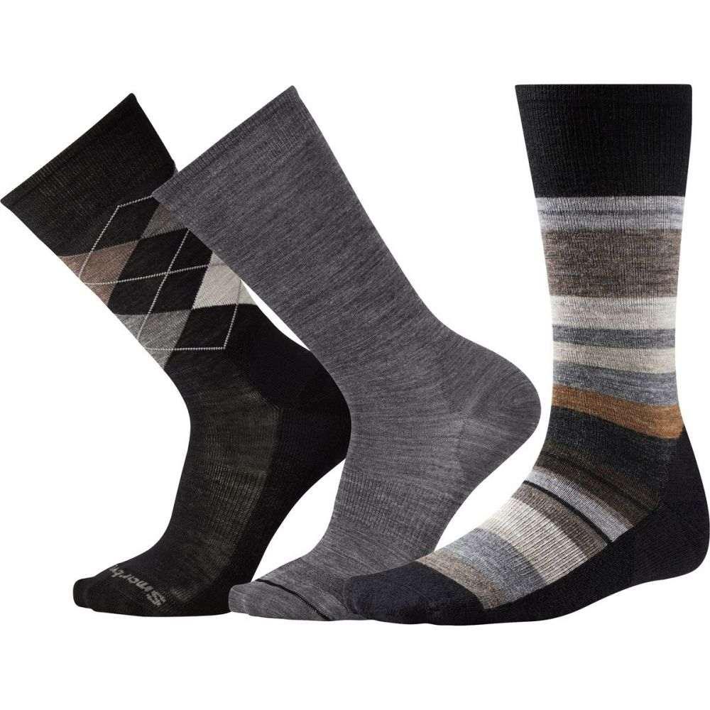 スマートウール メンズ インナー・下着 ソックス【Trio 3 Sock - 3 - Packs】Multi