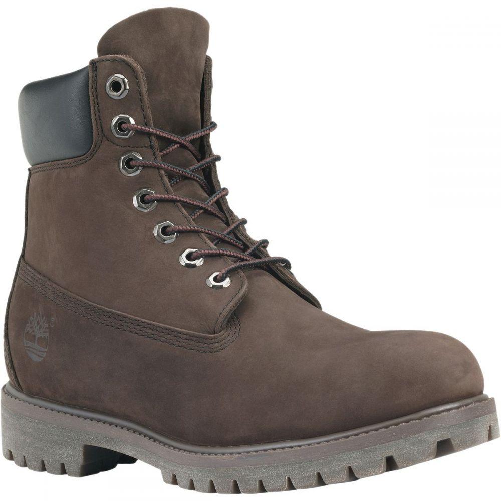 ティンバーランド メンズ シューズ・靴 ブーツ【Icon 6in Premium Classic Boots】Medium Brown Nubuck