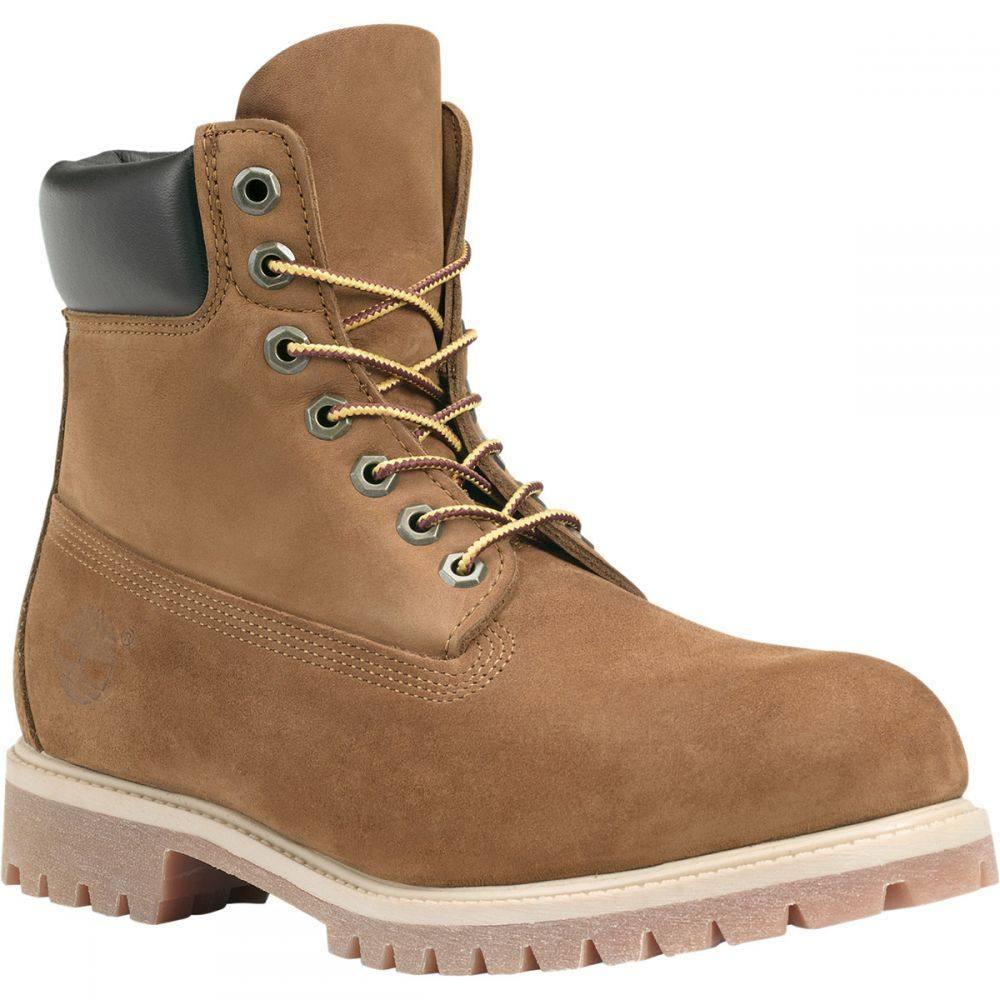 ティンバーランド メンズ シューズ・靴 ブーツ【Icon 6in Premium Classic Boots】Rust Nubuck