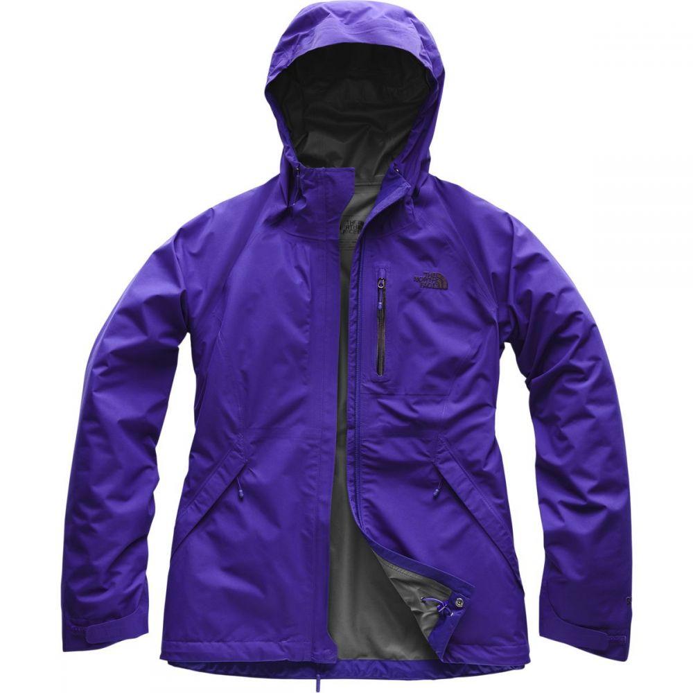 ザ ノースフェイス レディース アウター レインコート【Dryzzle Hooded Jacket】Deep Blue