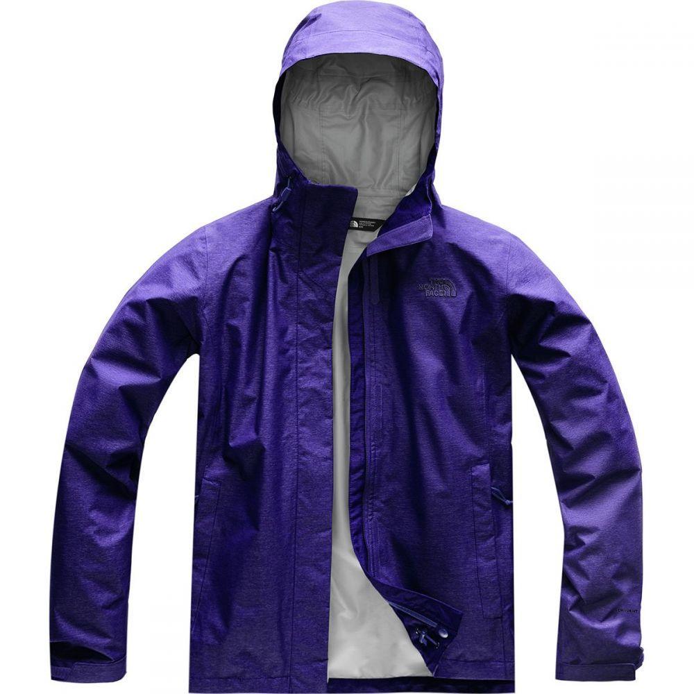 ザ ノースフェイス レディース アウター レインコート【Venture 2 Jacket】Deep Blue Heather