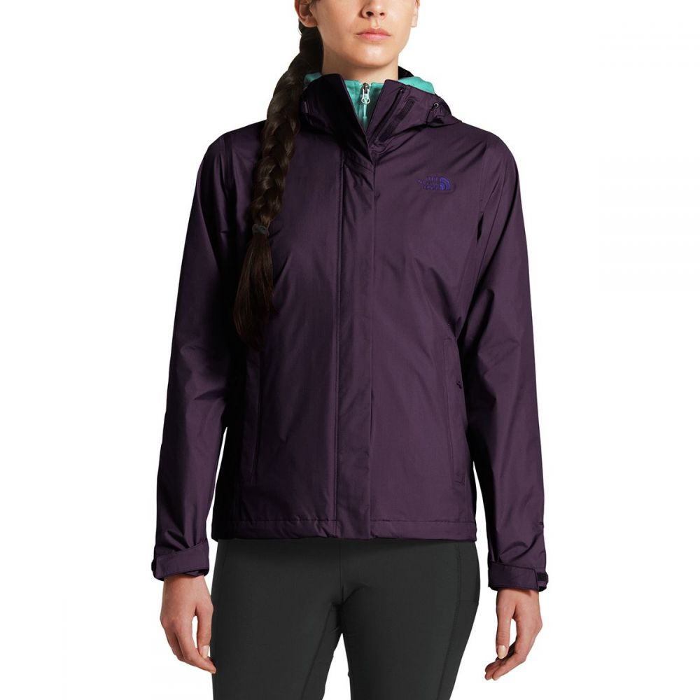 ザ ノースフェイス レディース アウター レインコート【Venture 2 Jacket】Galaxy Purple