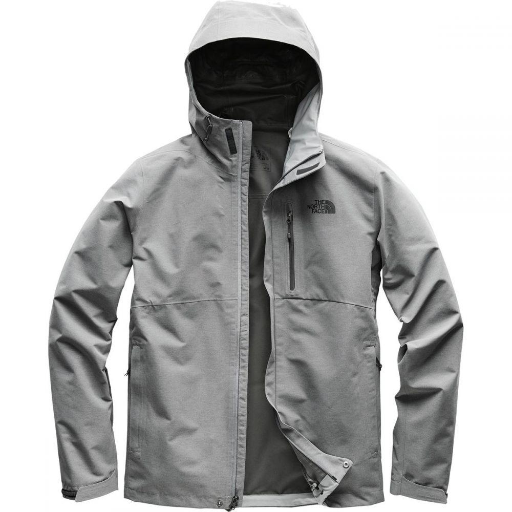 ザ ノースフェイス メンズ アウター レインコート【Dryzzle Hooded Jackets】Tnf Medium Grey Heather