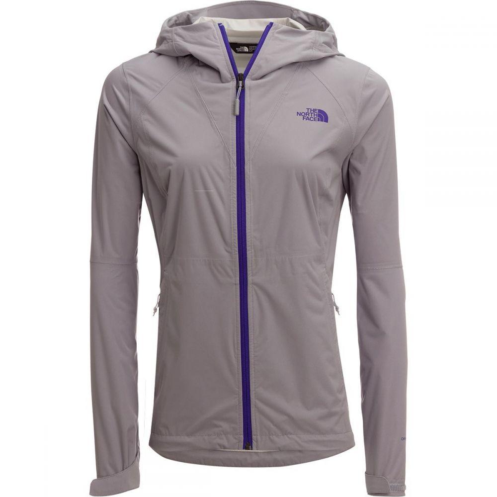 ザ ノースフェイス レディース アウター レインコート【Allproof Stretch Jacket】Mid Grey