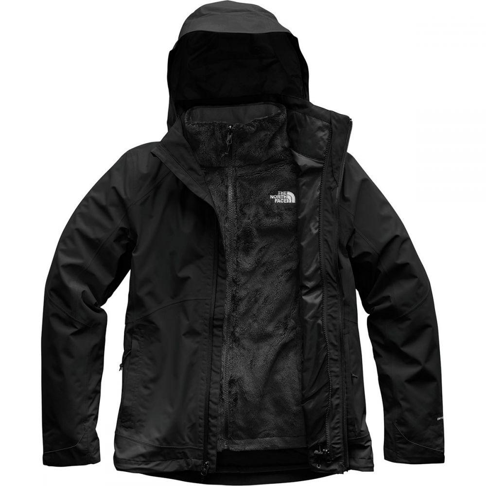 ザ ノースフェイス レディース アウター ジャケット【Osito Triclimate Jacket】Tnf Black/Tnf Black