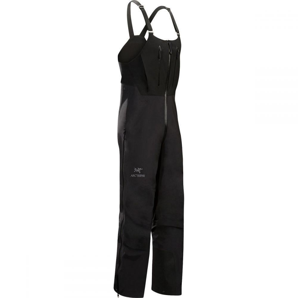 アークテリクス メンズ スキー・スノーボード ボトムス・パンツ【Alpha SV Bib Pants】Black
