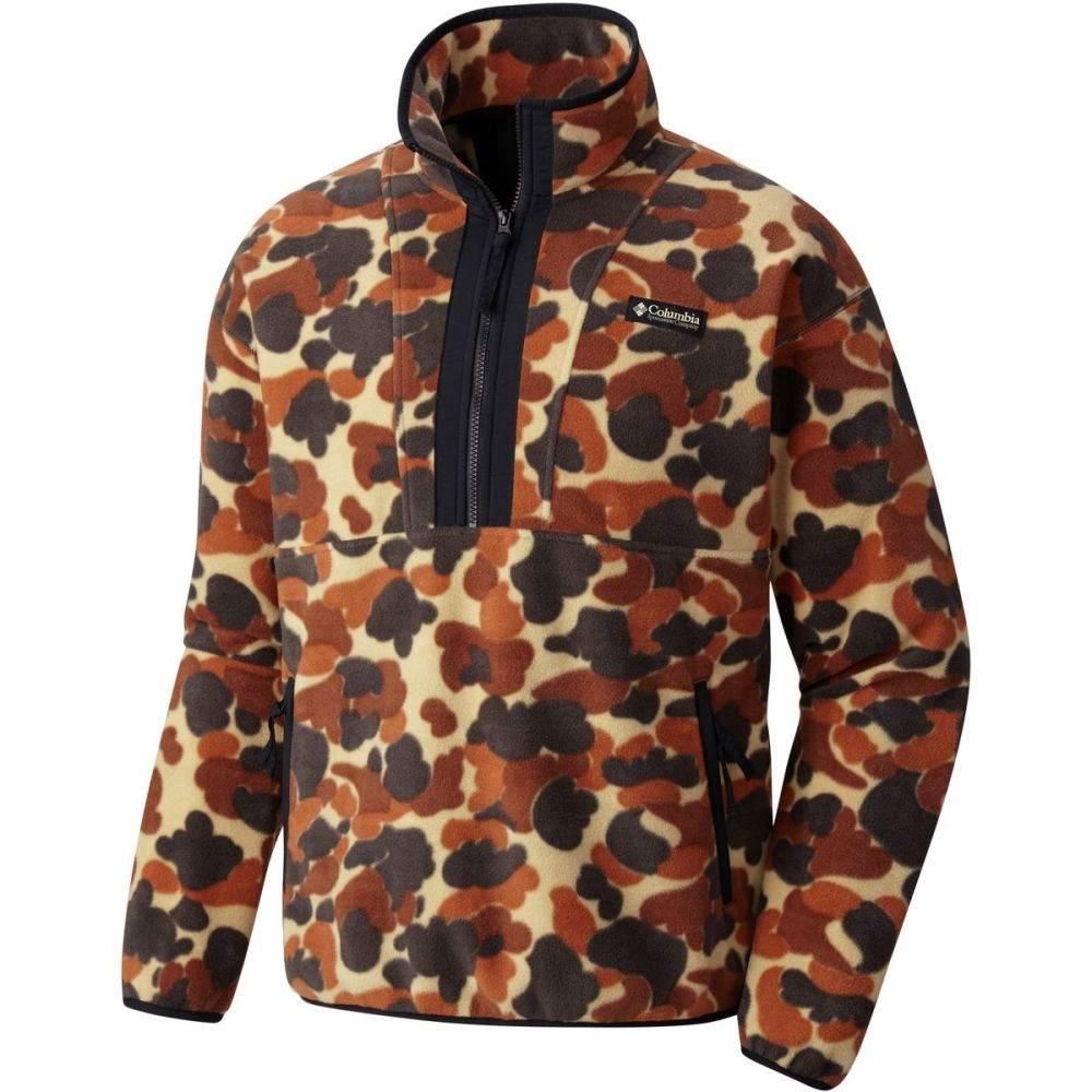 コロンビア メンズ トップス フリース【PNW CSC Originals Printed Fleece Jackets】Buffalo Print
