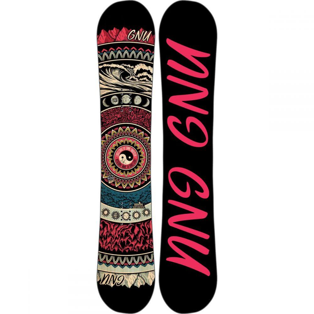 グヌ レディース スキー・スノーボード ボード・板【Asym Ladies Choice C2X Snowboard】One Color