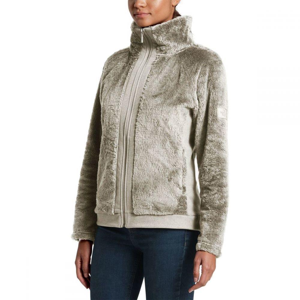 ザ ノースフェイス レディース トップス フリース【Furry Fleece Jacket】Vintage White
