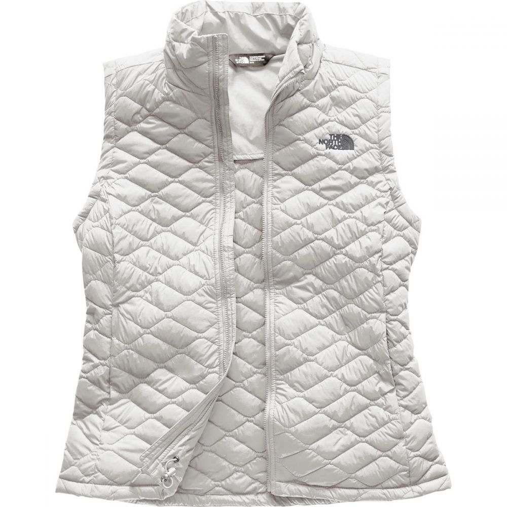 ザ ノースフェイス レディース トップス ベスト・ジレ【ThermoBall Insulated Vest】Tin Grey