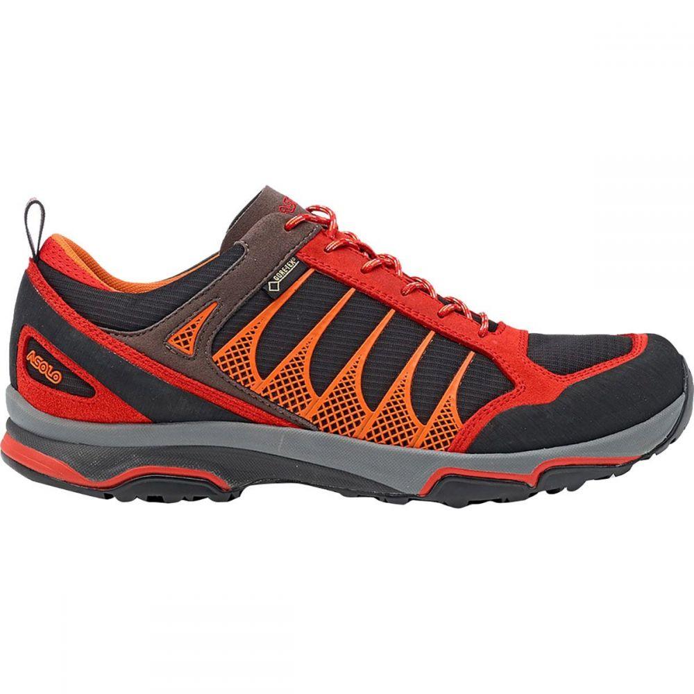 アゾロ メンズ ハイキング・登山 シューズ・靴【Blade GV Hiking Shoes】Fire Red/Black