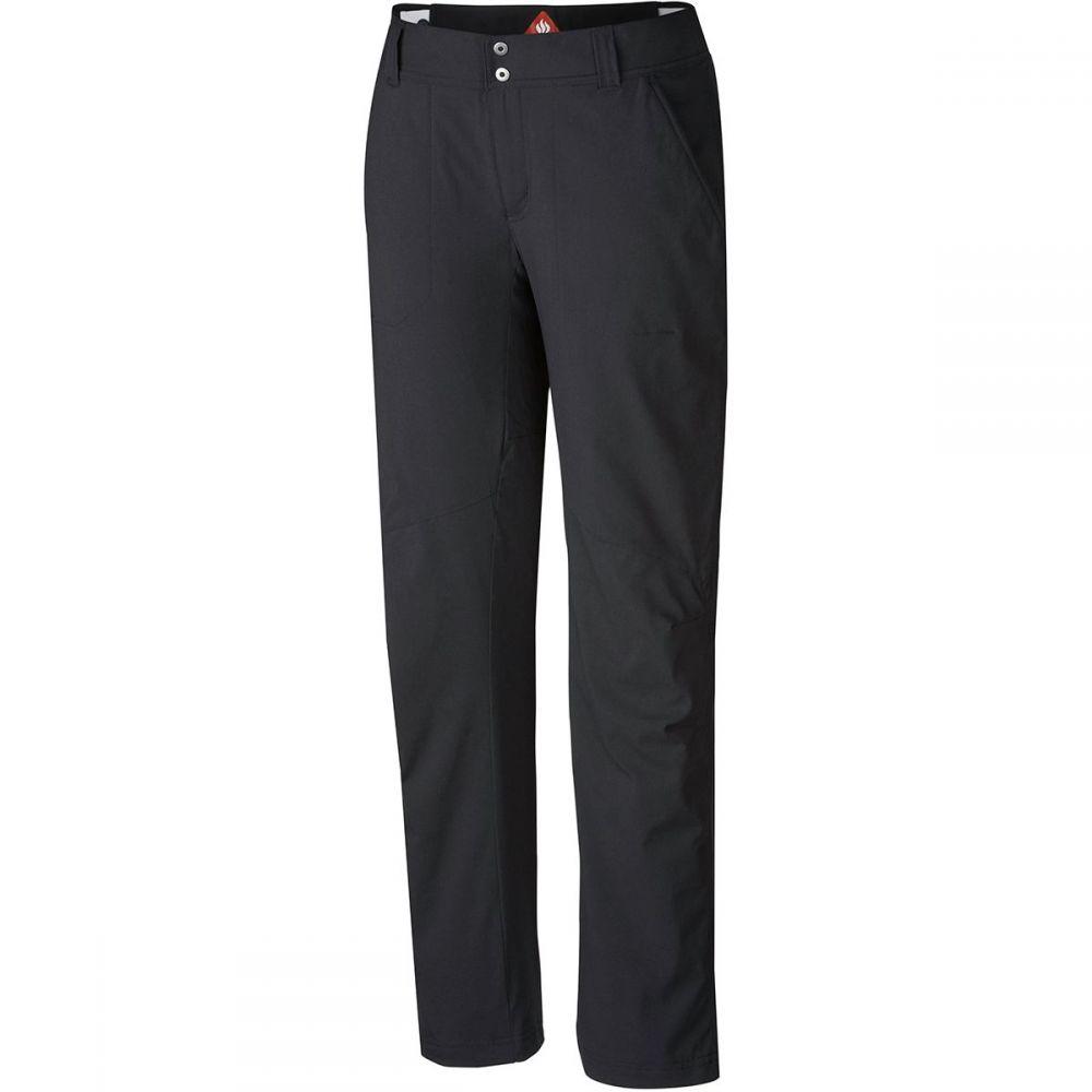 コロンビア レディース ハイキング・登山 ボトムス・パンツ【Saturday Trail II Stretch Lined Pant】Black