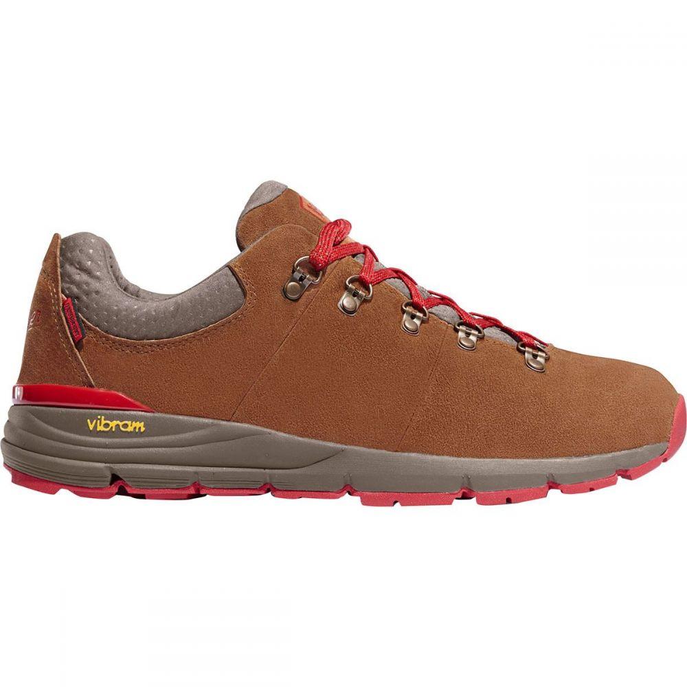 ダナー メンズ ハイキング・登山 シューズ・靴【Mountain 600 Low Dry Hiking Shoes】Brown/Red