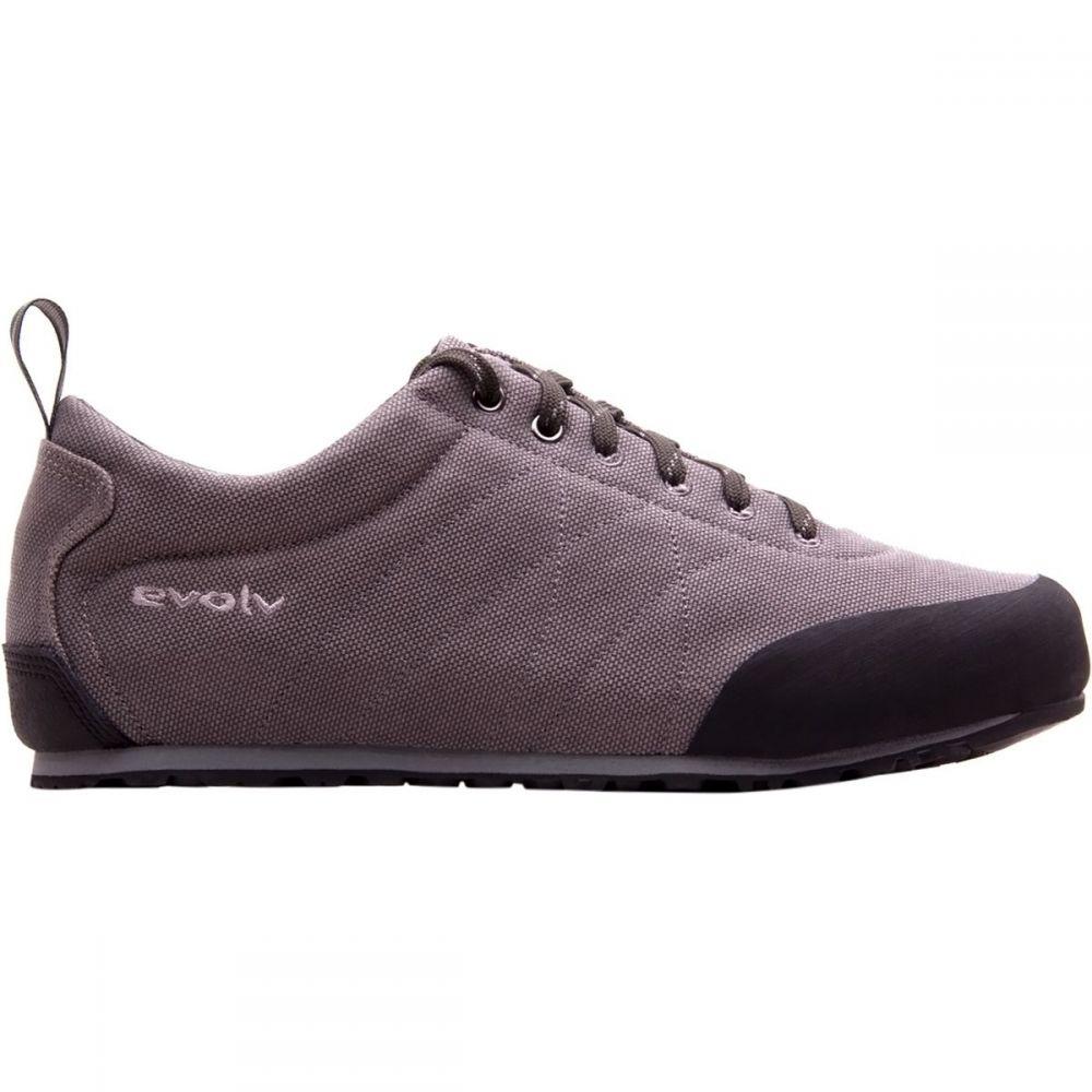 イボルブ メンズ ハイキング・登山 シューズ・靴【Cruzer Psyche Approach Shoes】Granite
