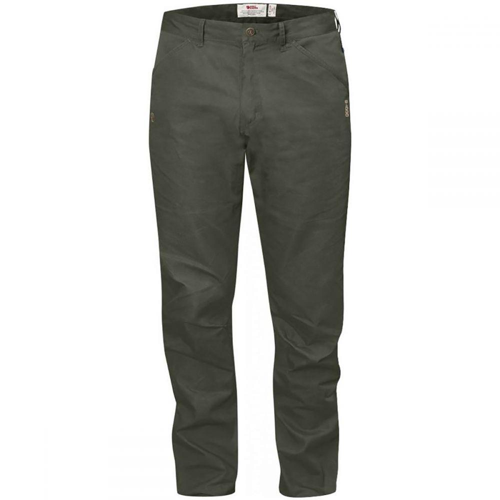 フェールラーベン メンズ ハイキング・登山 ボトムス・パンツ【High Coast Long Trousers】Mountain Grey