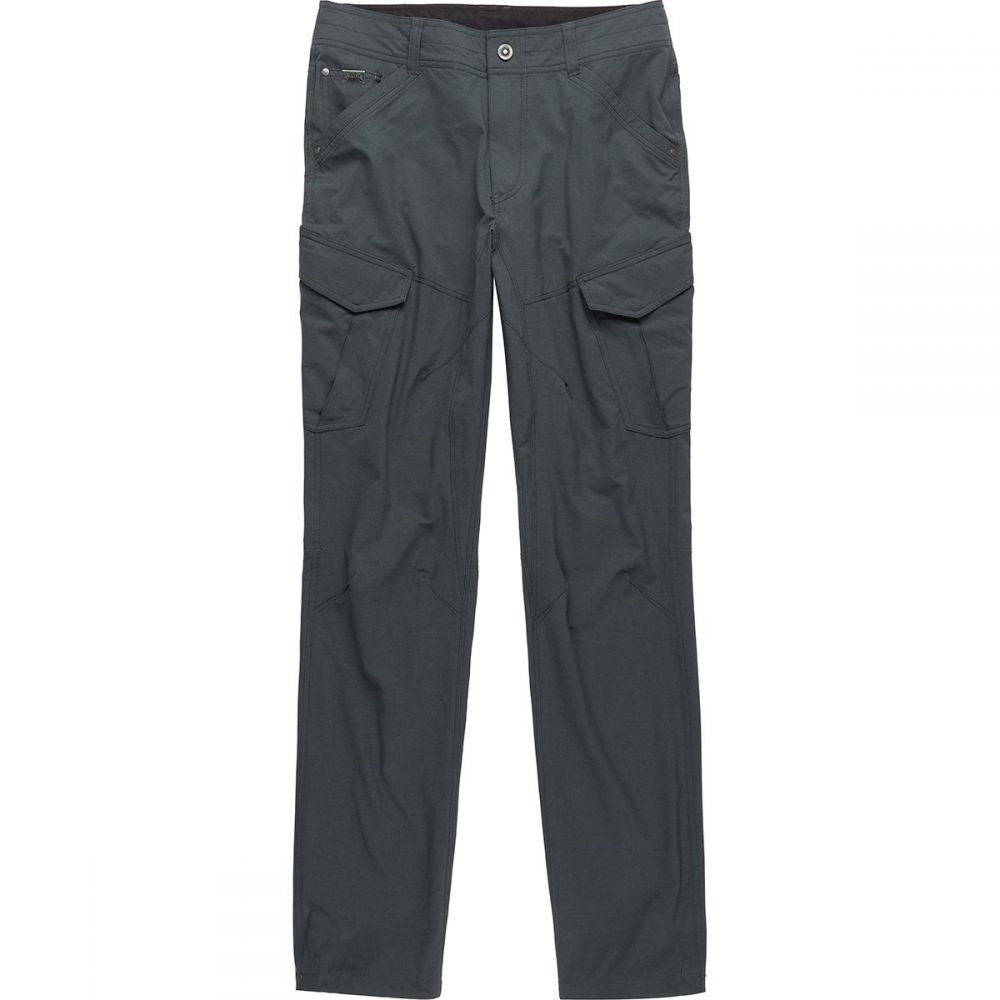 キュール メンズ ハイキング・登山 ボトムス・パンツ【Silencr Kargo Pantss】Carbon