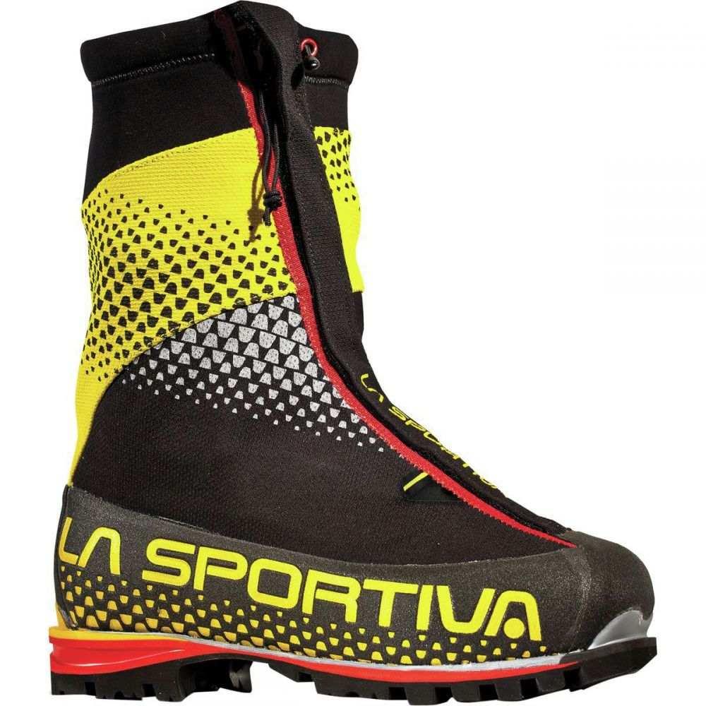 100%安い ラスポルティバ メンズ ハイキング・登山 シューズ・靴【G2 SM ラスポルティバ SM Mountaineering Mountaineering Boot】Black/Yellow, la beaute ラボーテ:7d0505f6 --- business.personalco5.dominiotemporario.com
