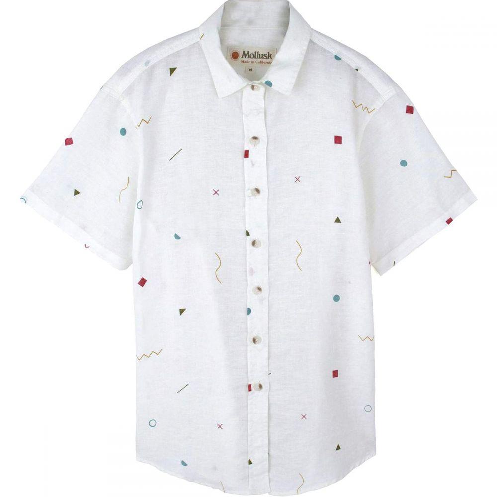 モルスク メンズ トップス 半袖シャツ【Summer Shirts】Strange Geometry