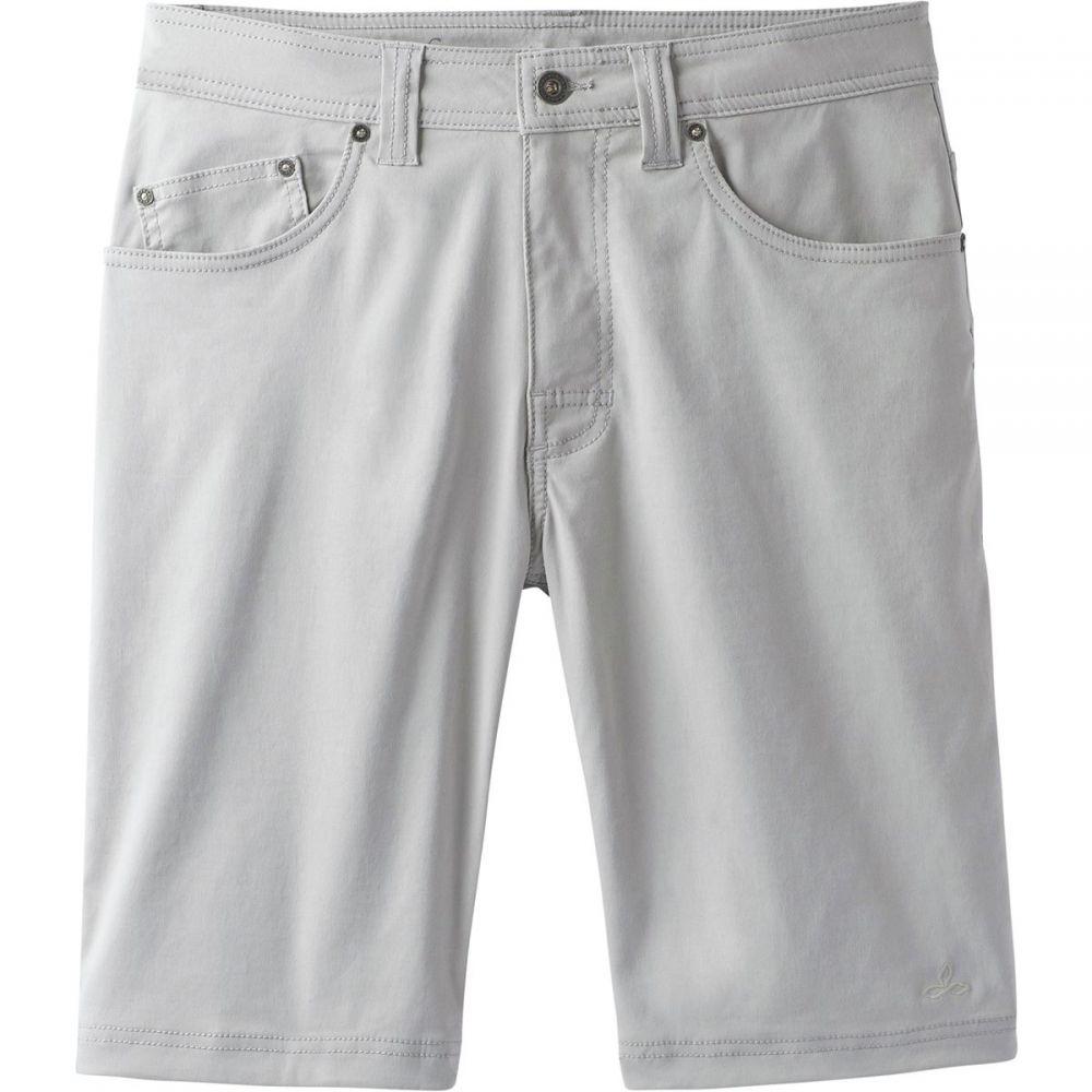 プラーナ メンズ ハイキング・登山 ボトムス・パンツ【Brion Shorts】Grey