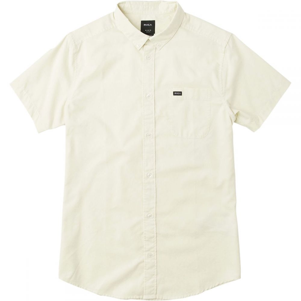 ルーカ メンズ トップス 半袖シャツ【That'll Do Stretch Short - Sleeve Shirts】Dust Yellow