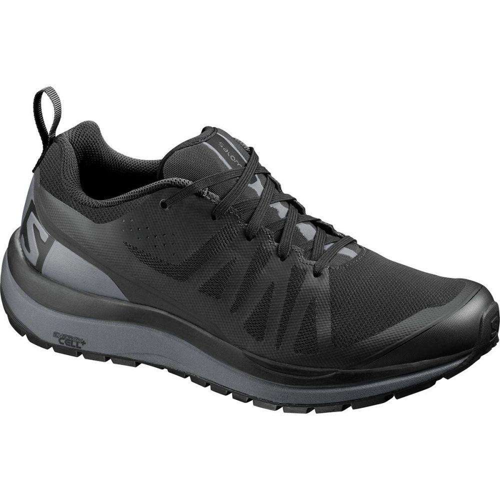 サロモン メンズ ハイキング・登山 シューズ・靴【Odyssey Pro Hiking Shoes】Black/Quiet Shade/Black