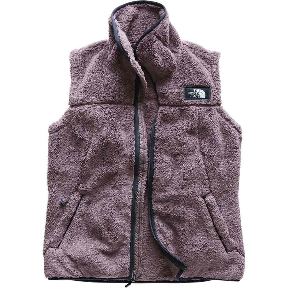 ザ ノースフェイス レディース トップス ベスト・ジレ【Campshire Fleece Vest】Rabbit Grey