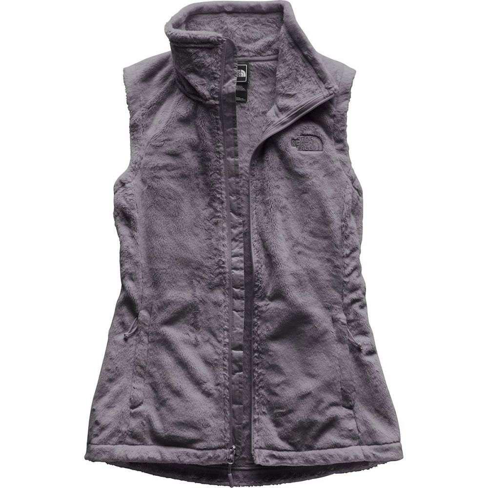 ザ ノースフェイス レディース トップス ベスト・ジレ【Osito Vest】Rabbit Grey Heather