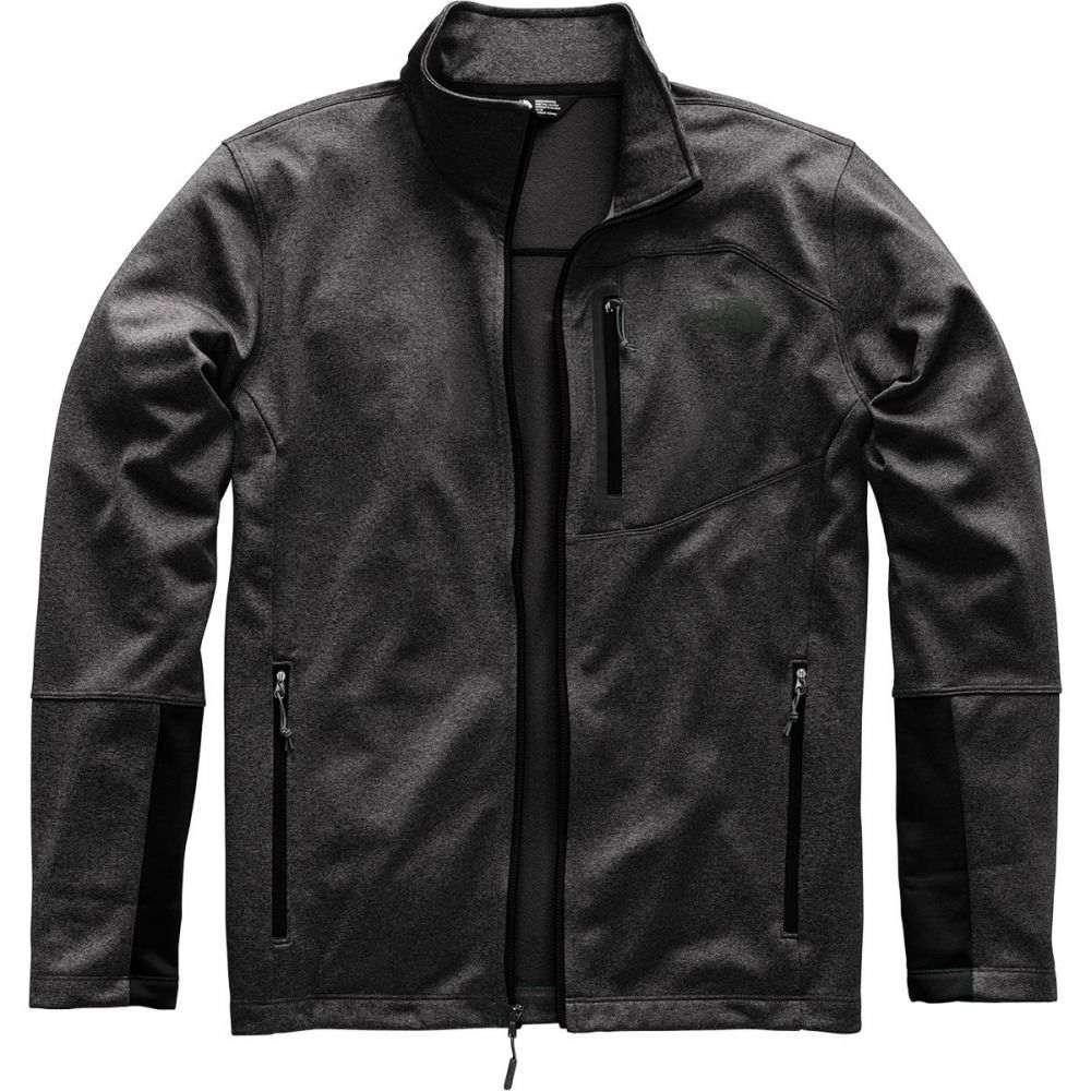 ザ ノースフェイス メンズ トップス フリース【Canyonlands Fleece Jackets】Tnf Dark Grey Heather