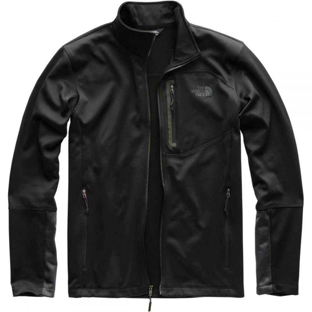 ザ ノースフェイス メンズ トップス フリース【Canyonlands Fleece Jackets】Tnf Black