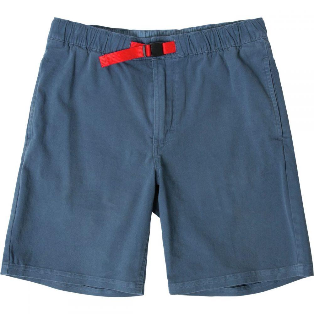 トポ デザイン メンズ ハイキング・登山 ボトムス・パンツ【Mountain Shorts】Navy