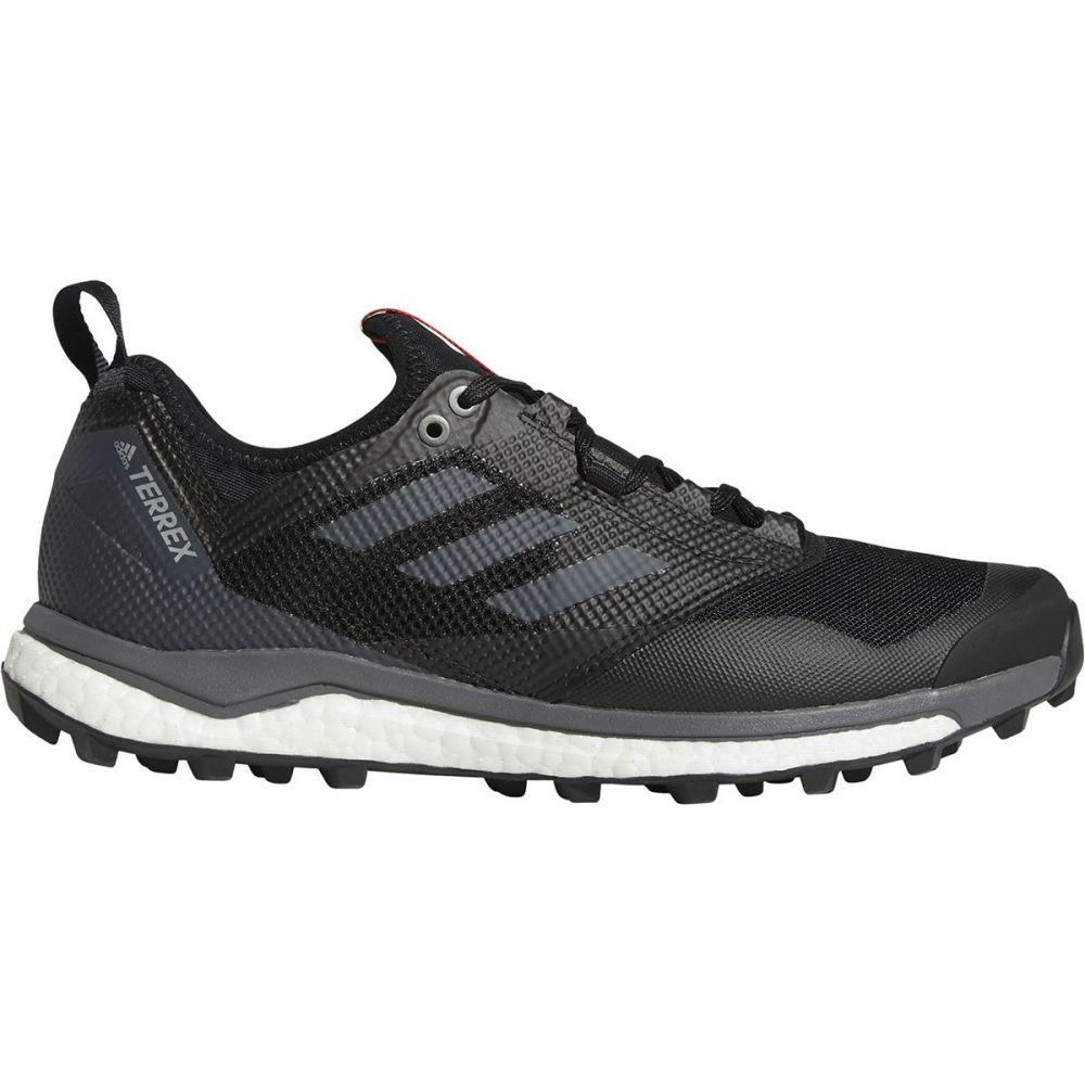アディダス メンズ ランニング・ウォーキング シューズ・靴【Terrex Agravic Boost XT Shoes】Black/Grey Five/Hi-res Red