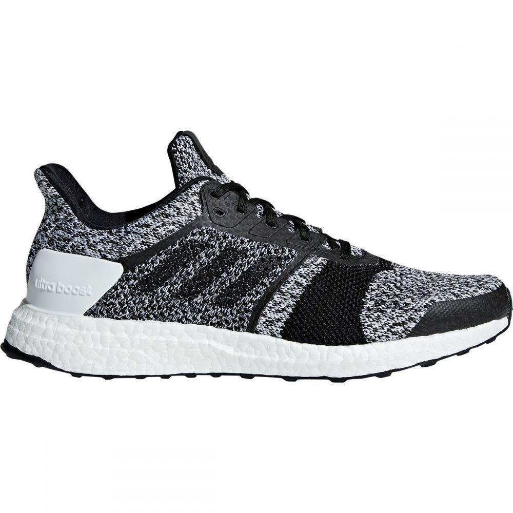 アディダス メンズ ランニング・ウォーキング シューズ・靴【Ultra Boost ST Running Shoes】Ftwr White/Core Black/Core Black