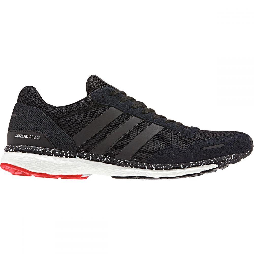 希少 黒入荷! アディダス メンズ ランニング・ウォーキング メンズ シューズ・靴 アディダス【Adizero Adios 3 Adios Boost Running Shoes】Hi-res Red S18/Core Black/Bright Blue, PC FREAK:80ee7f65 --- uibhrathach-ie.access.secure-ssl-servers.info
