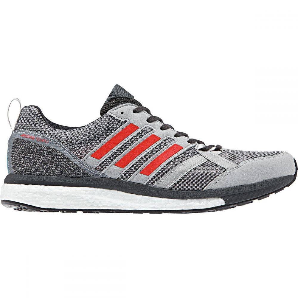 福袋 アディダス メンズ ランニング・ウォーキング シューズ・靴 Red S18【Adizero Tempo メンズ 9 Running Shoes】Grey Two F17/Hi-res Red S18/Carbon S18, extra beauty:98296fc7 --- alumni.poornima.org